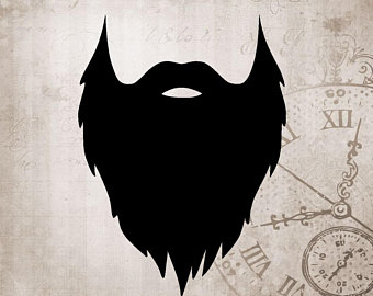 clipart royalty free stock Beard clipart sardar. Svg etsy