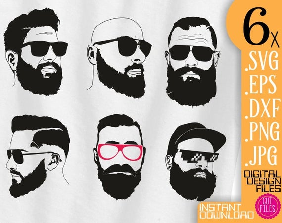 jpg download  x man bundle. Beard clipart short