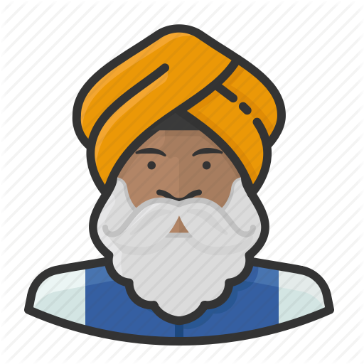 image transparent download Beard clipart sikh. Picture