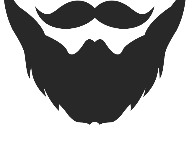 clipart library library Beard Clipart sketch
