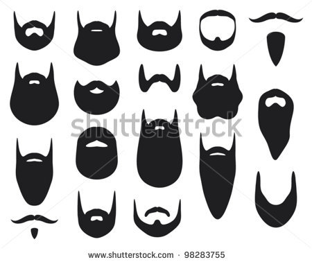 png free Images gallery for free. Beard clipart small
