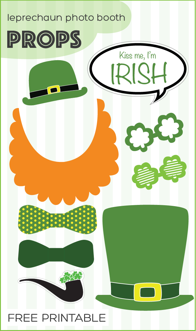 picture transparent download Free printable patrick s. Beard clipart st patricks day