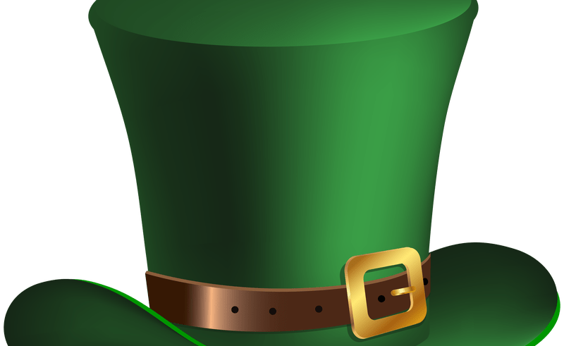 image library library Beard clipart st patricks day. Leprechaun hat and mustache