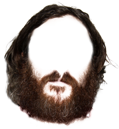 svg download Beard One