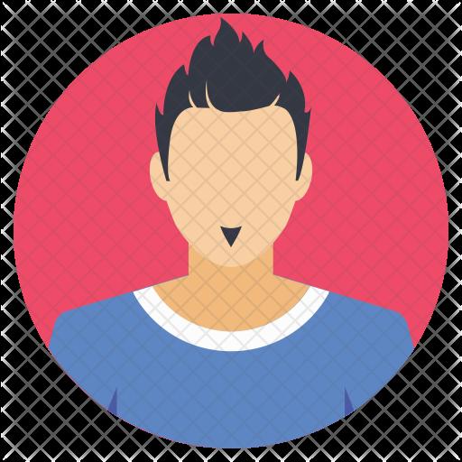 clip black and white library Beard clipart stylish. Man icon avatar smileys