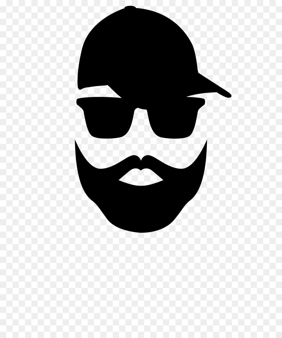image freeuse library Logo . Beard clipart sunglass
