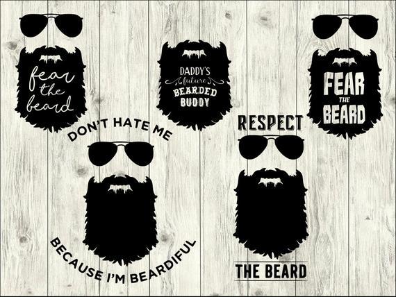 clip art download Beard clipart svg. Bundle mustache cut file