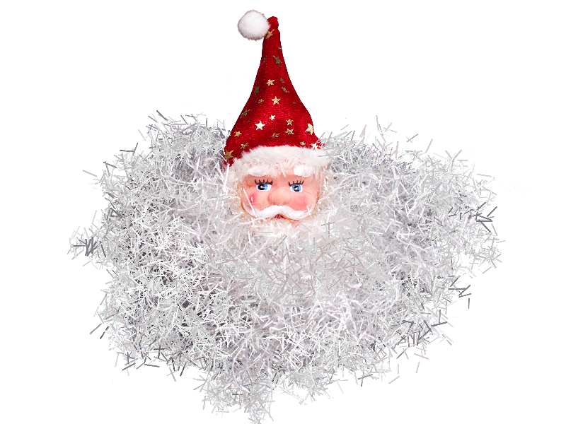 png transparent stock Beard clipart texture. Free santa claus head.