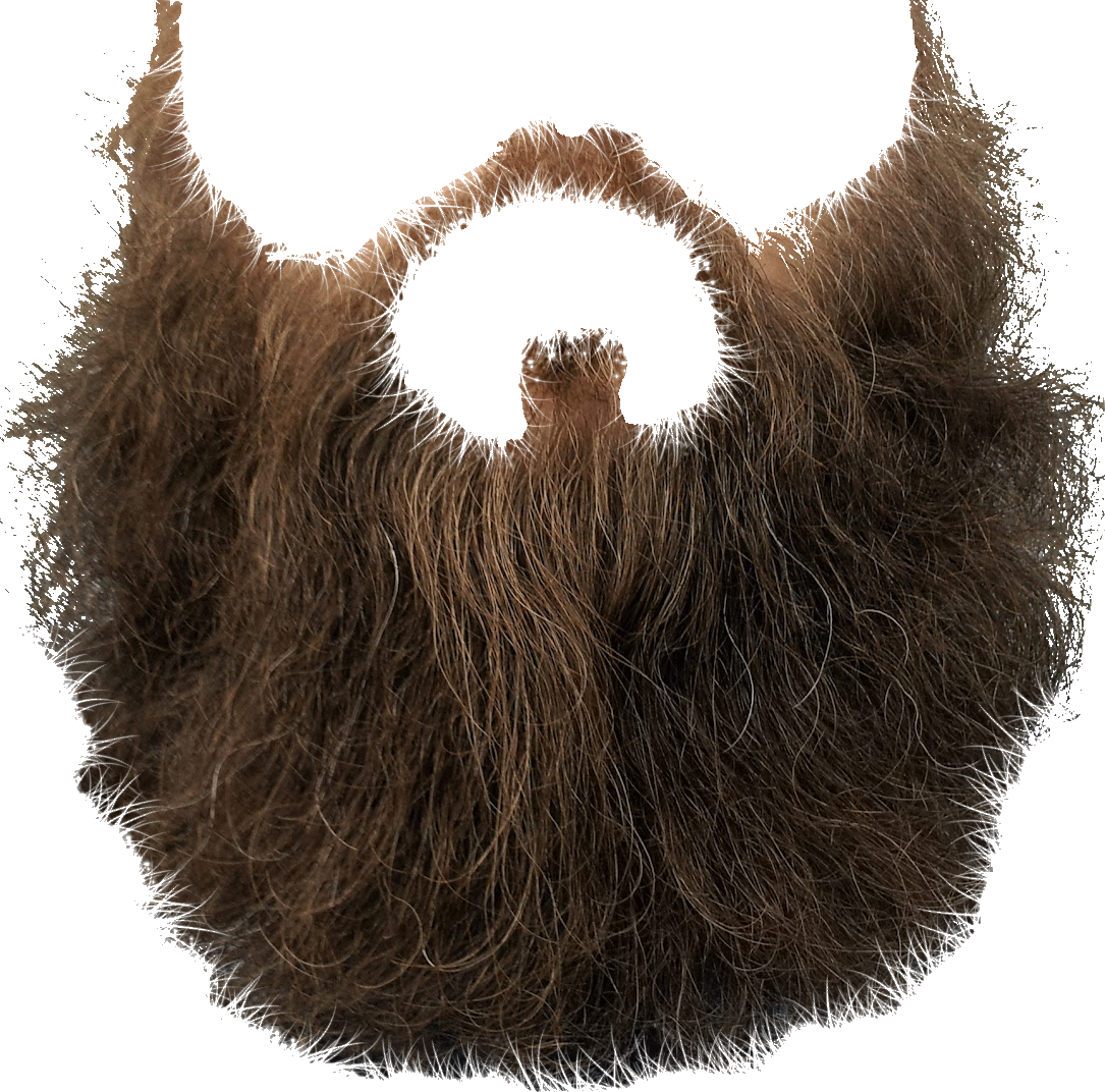 download Beard clipart transparent background. Png image purepng free