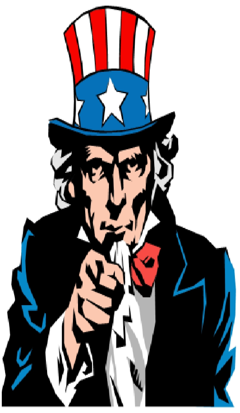 picture royalty free download Beard clipart uncle sam. Free download clip art.