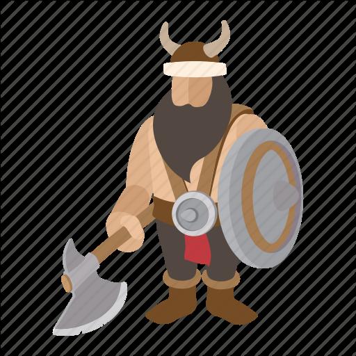 vector free library Beard clipart viking. Medieval cartoon by yulia.