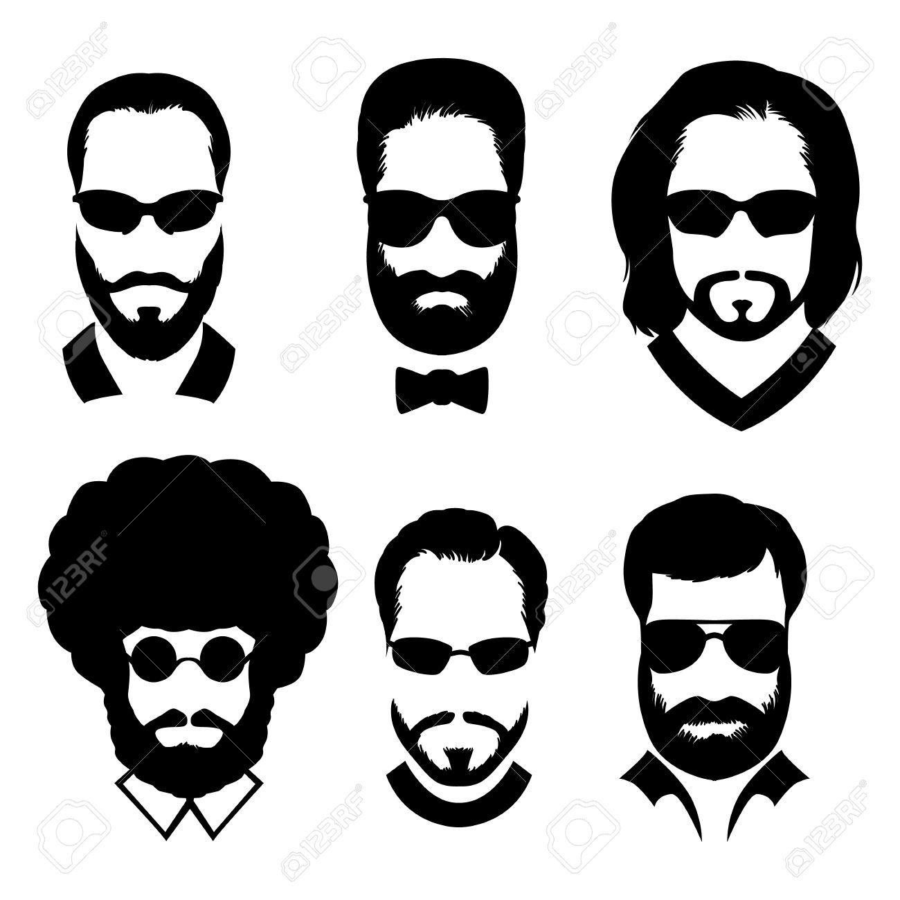 png freeuse Beard clipart bearded man. Image result for with