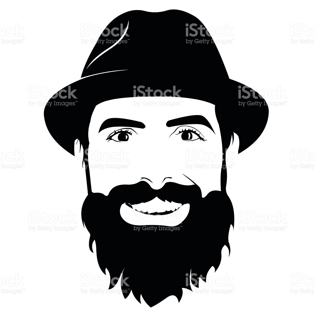 transparent Free cliparts download clip. Beard clipart bearded man