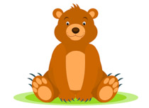 banner royalty free library Clip art pictures graphics. Free bear clipart
