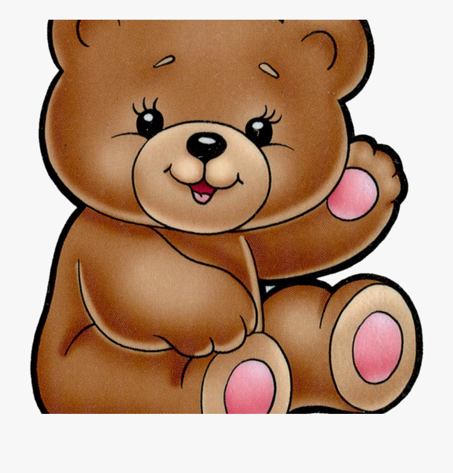 svg freeuse download Cute bear clipart. Download for free png