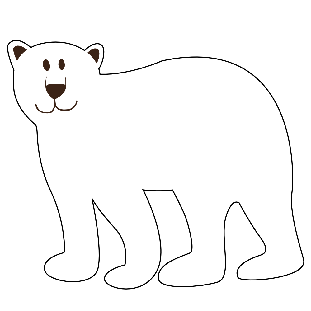 image library stock Bears clipart spirit bear. Grizzly free on dumielauxepices.