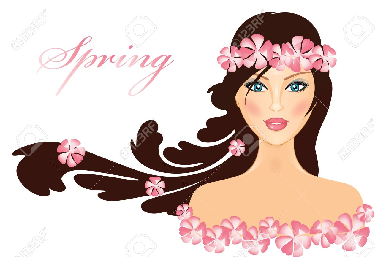 svg library stock Free girl cliparts download. Beautiful clipart