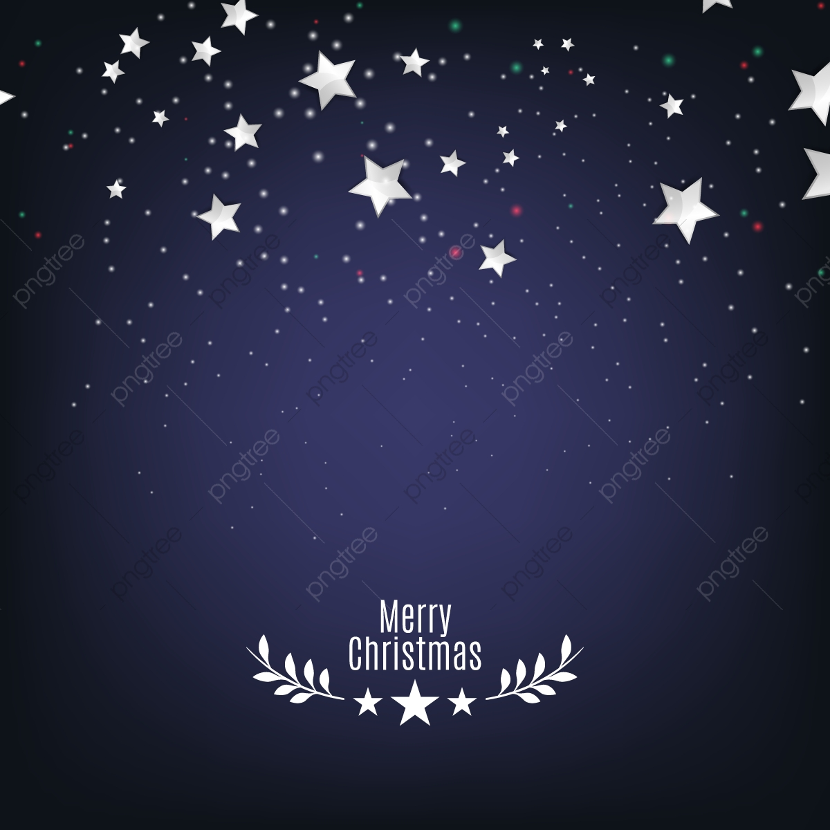 graphic black and white Star background for christmas. Beautiful clipart blue object.