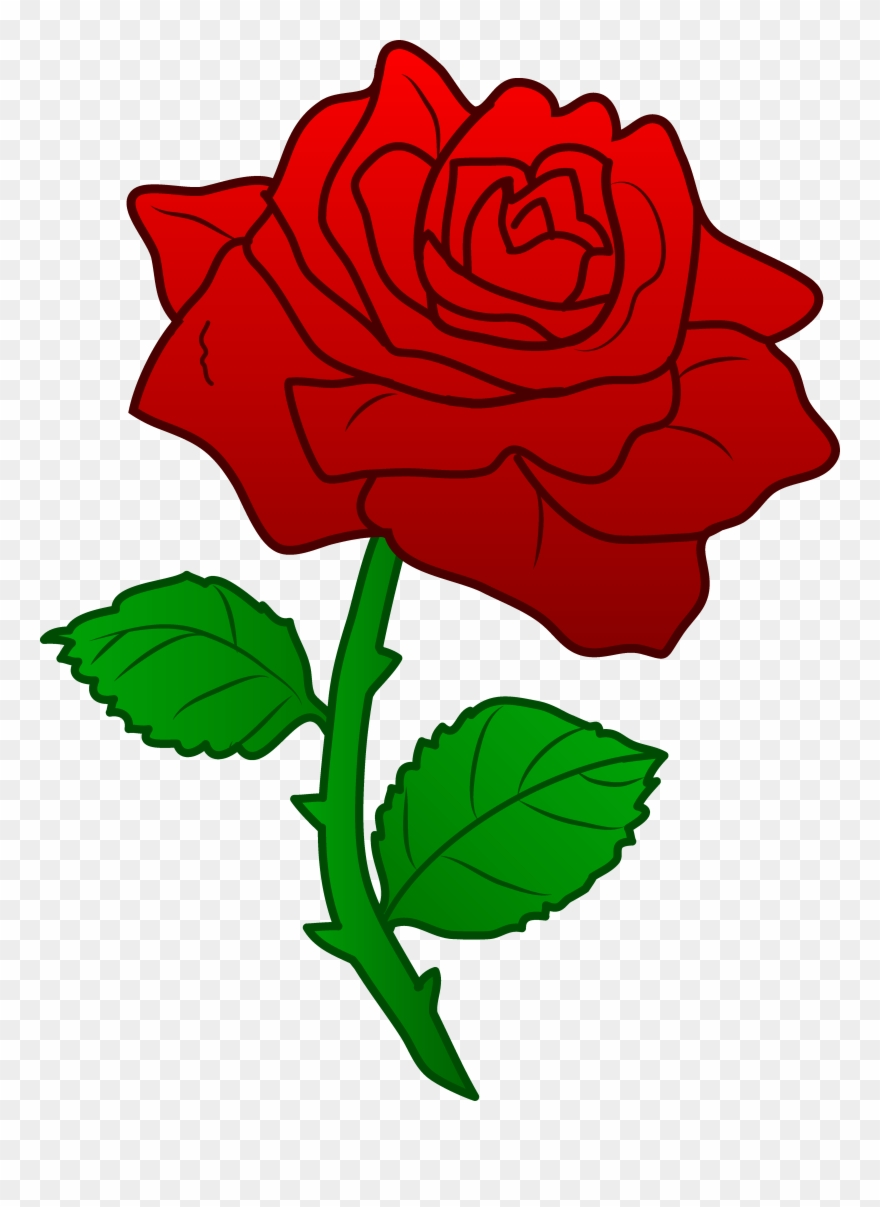 image freeuse Beautiful clipart dead rose. Clip art roses with.