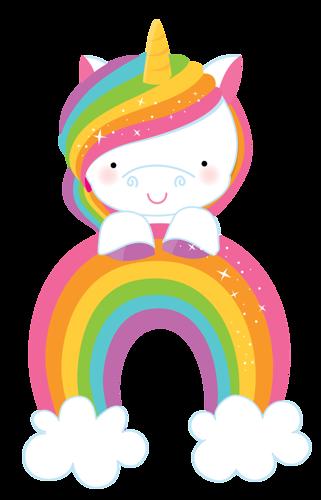 svg library library Unicornio vector unicorn. Rainbow png r p