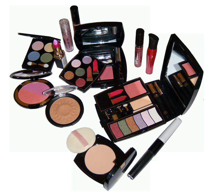 clip transparent stock Makeup Kit Products PNG Transparent Makeup Kit Products