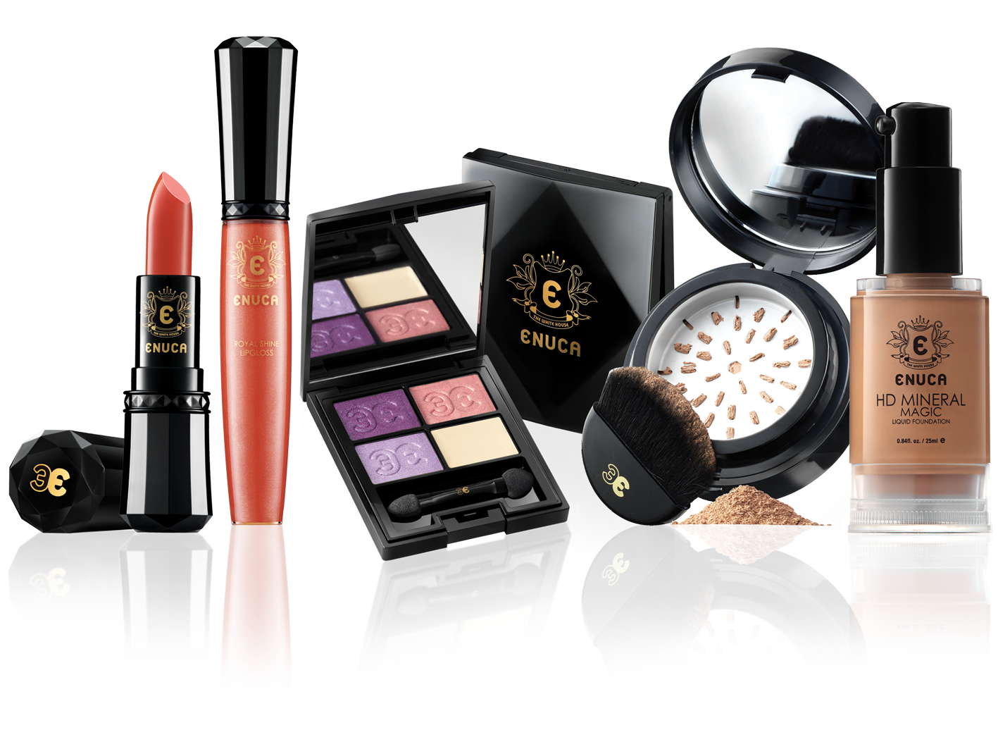 banner transparent Beauty vector makeup item. Kit products png transparent