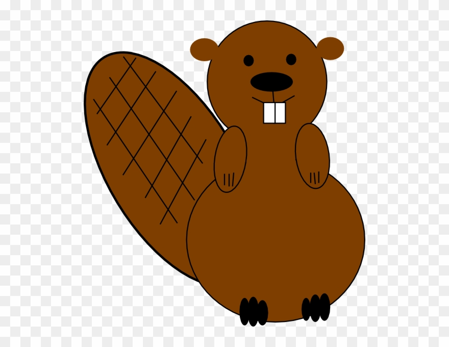 clip royalty free download Beaver clipart. Clip art at clker