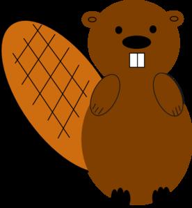 jpg royalty free stock No smile clip art. Beaver clipart
