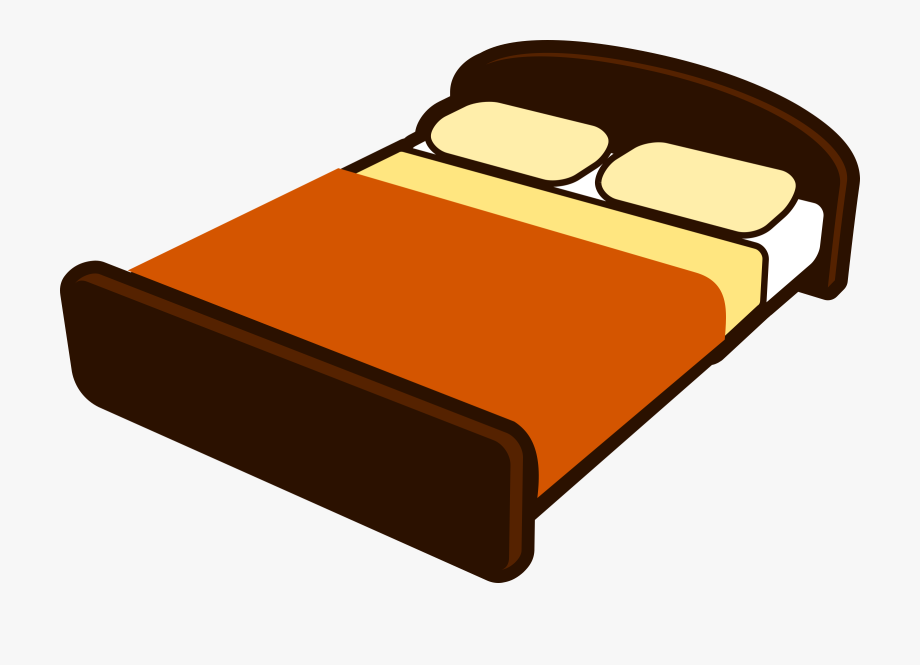 vector Png free cliparts on. Bed clipart