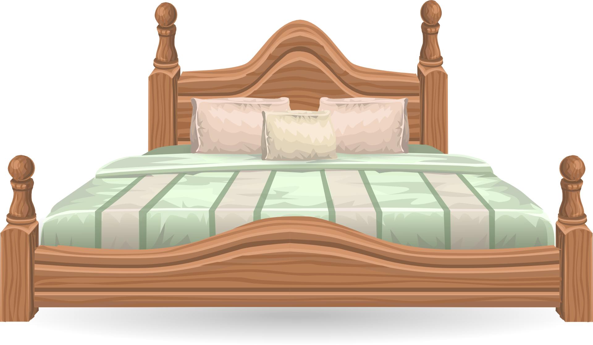 vector royalty free download Nightstand Bedroom furniture Clip art