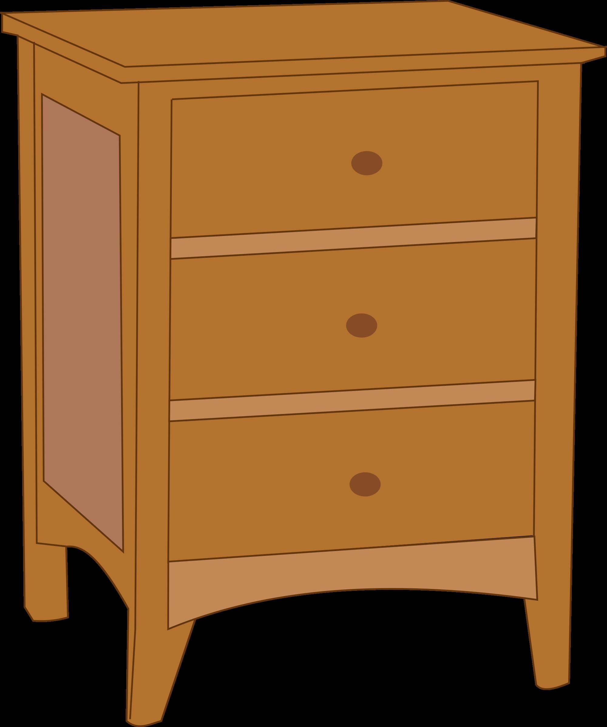 jpg transparent library Bedroom Drawers Cartoon