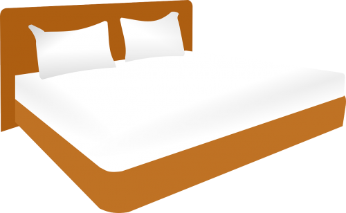 svg royalty free stock Free photos icon search. Pillow vector bed