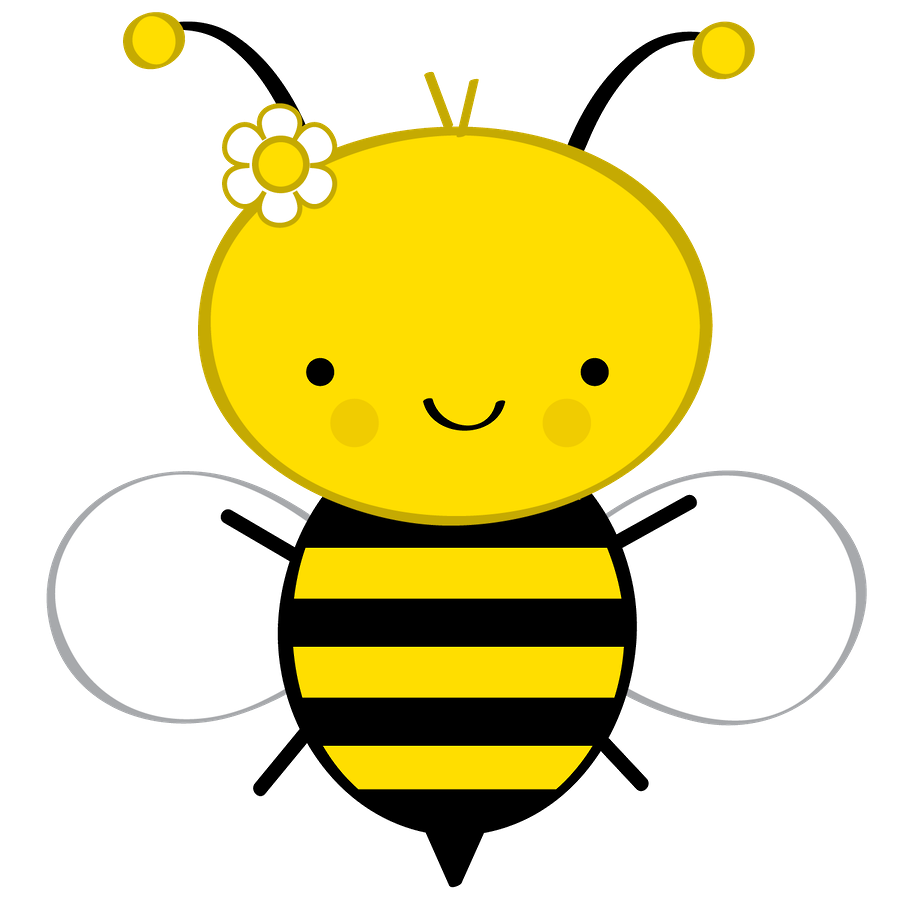 banner black and white library Bumblebee clipart. Abelhinhas minus x l.
