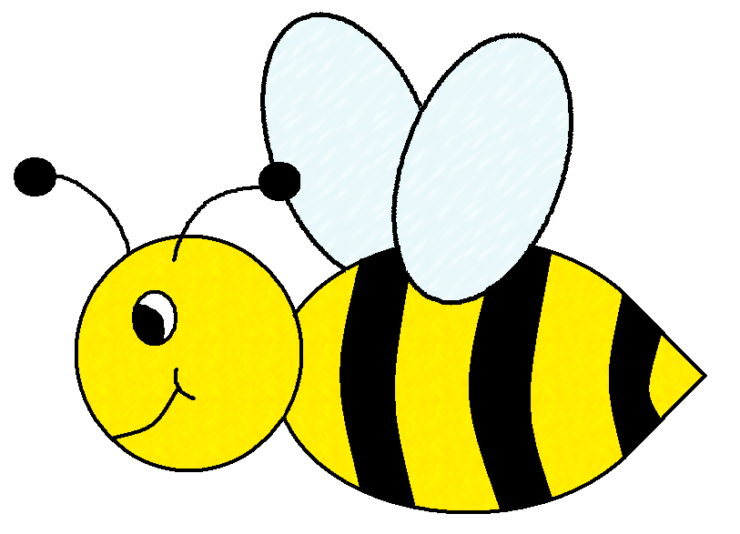 picture freeuse stock Bumblebee clipart honey bee. Bumble interiors gardens pinterest