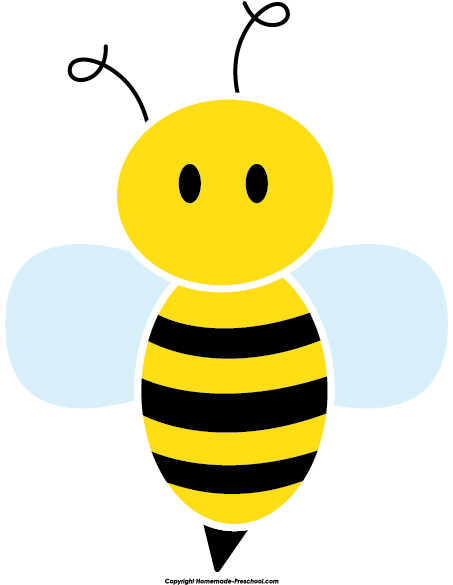 jpg transparent Free Bee Clipart