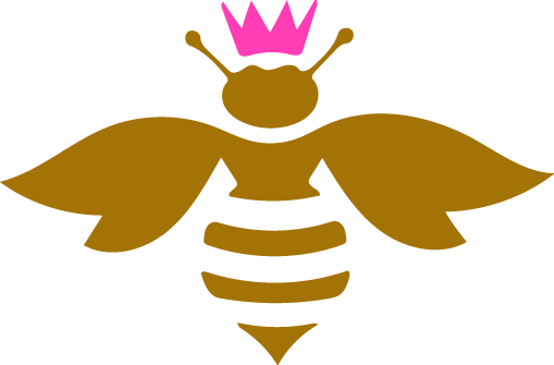 jpg black and white download Image result for queen bee clipart