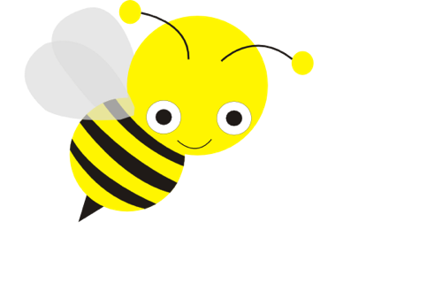 png stock Free PNG Honey Bee Transparent Honey Bee