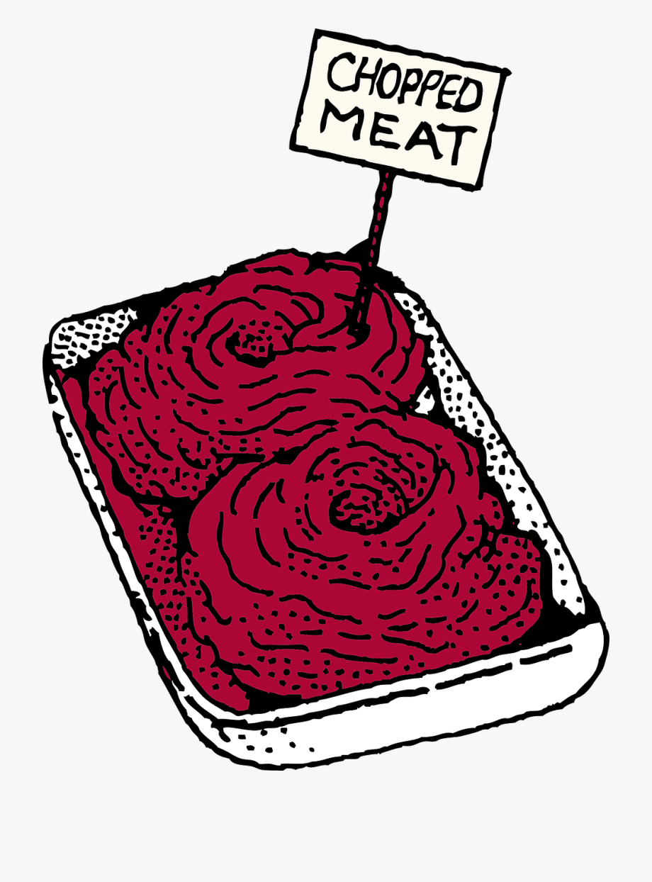 image free library Beef clipart beaf. Chopped meat free