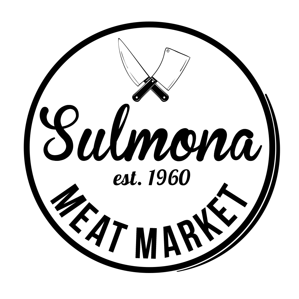 picture freeuse stock Drawing store butcher shop. Sulmona meat market