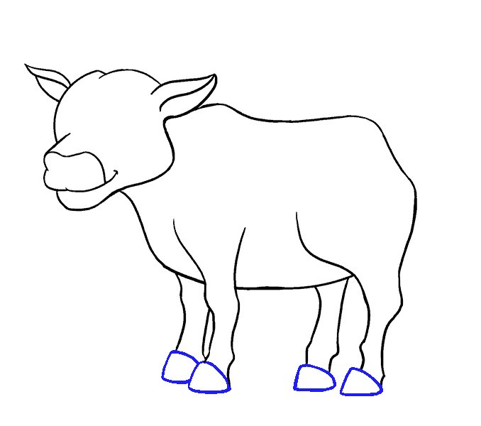 clipart library download Collection of free Cattle drawing