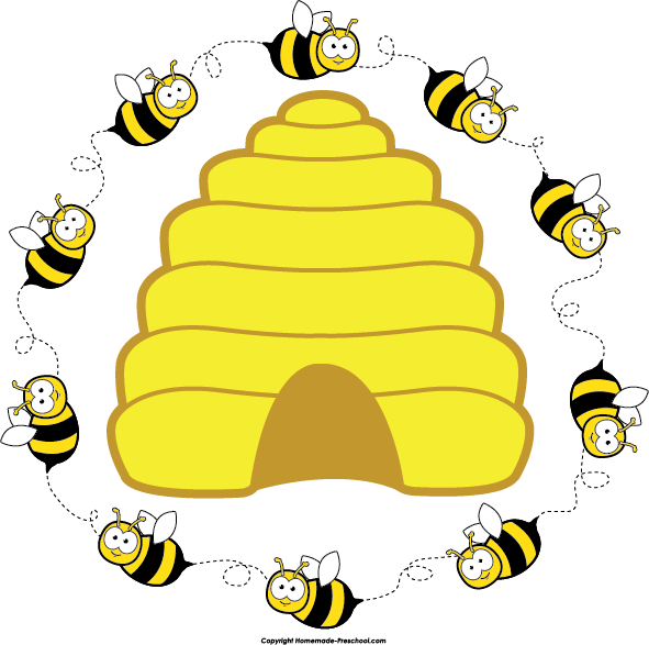 svg transparent stock Beehive clipart. Learn and practice how