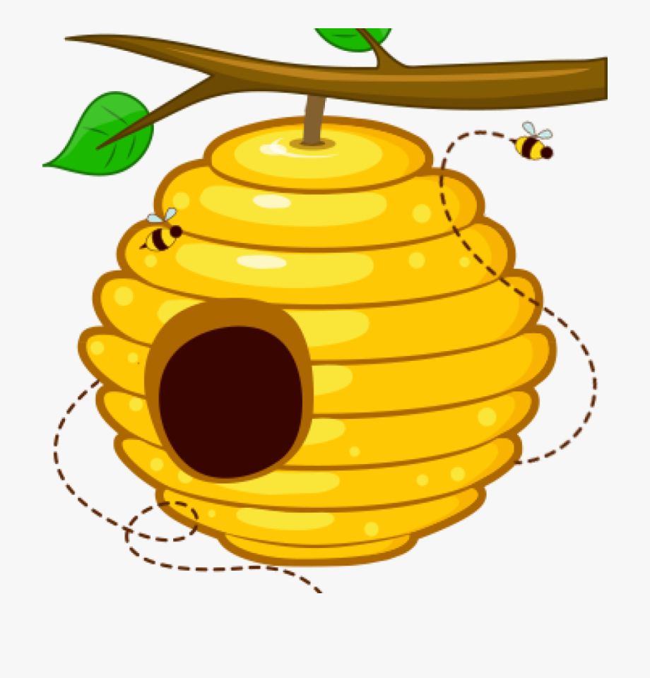 image royalty free download Beehive clipart. At getdrawings free