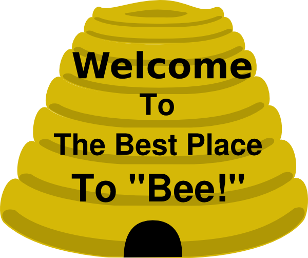 jpg free download Beehive clipart. Clip art at clker.