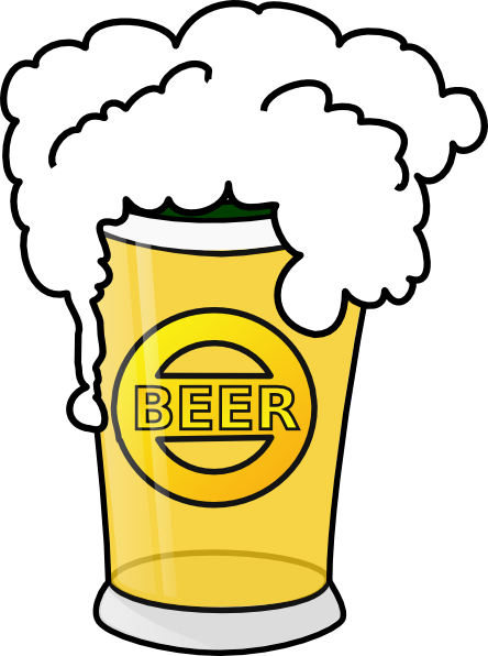 svg library download Binge drinking free on. Beer clipart.