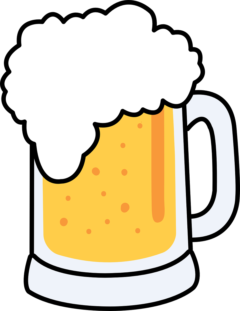 clip free Beer clipart beer man. Free cartoon mug clip.