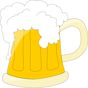 picture library download Mug clip art at. Beer clipart butterbeer.