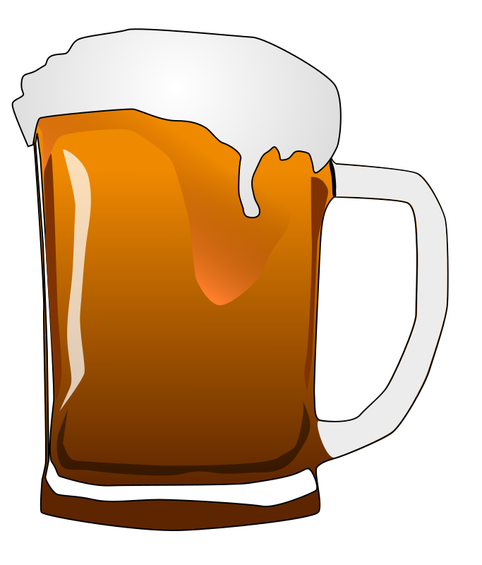 graphic download Root pitcher free on. Beer clipart spilt.