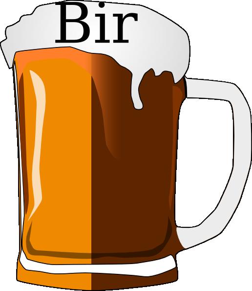 clip art freeuse Beer Glass Clip Art at Clker