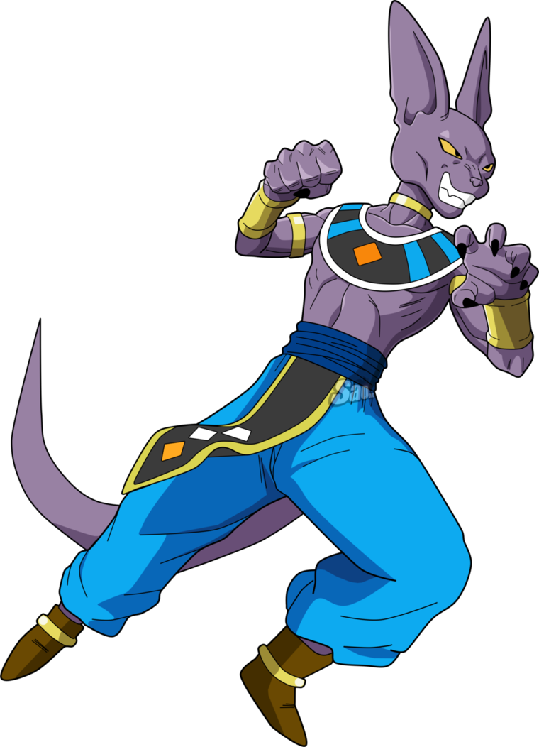 png stock Beerus drawing. Dbs by saodvd inspire