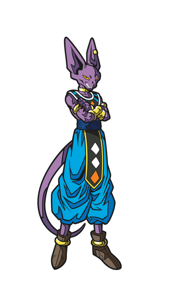 clip art freeuse library Beerus drawing epic. Figpin dragon ball super